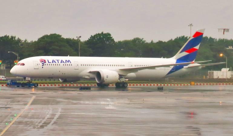 Sanción Aerocivil a Latam: Latam anuncia que avanzará con la segunda instancia ante sanción de la Aerocivil