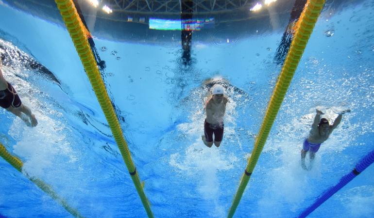 Nelson Crispín medalla de plata Juegos Paralímpicos: Nelson Crispín, medalla de plata para Colombia en los Juegos Paralímpicos