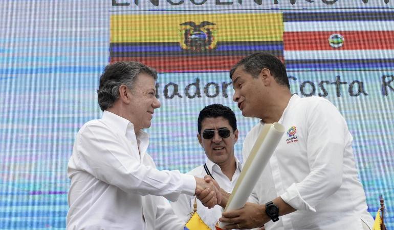 Proceso paz ELN: Ecuador volvió a ofrecer su territorio para diálogos con el Eln
