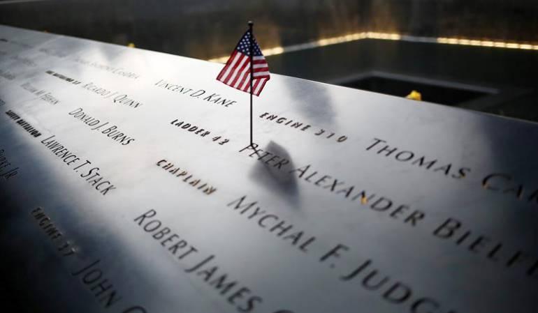 Estados Unidos conmemora los atentados del 11-S