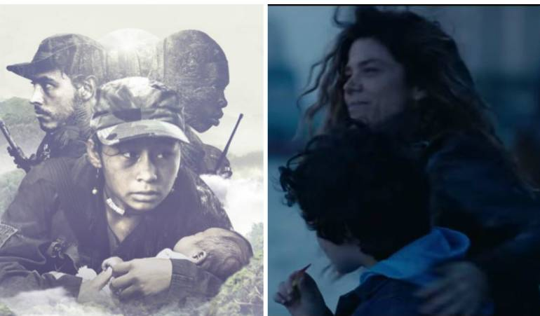Peliculascolombiana María en los Óscar y Anna en los Goya: Alias María en los Óscar y Anna en los Goya serán las representantes de Colombia