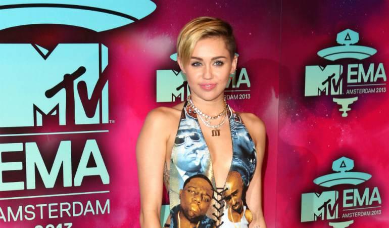 Miley Cyrus no volverá a pisar una alfombra roja: Miley Cyrus no asistirá a más alfombras rojas