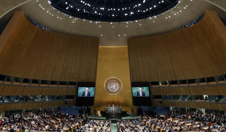 La ONU abre su 71 Asamblea General y ya calienta motores para su gran semana