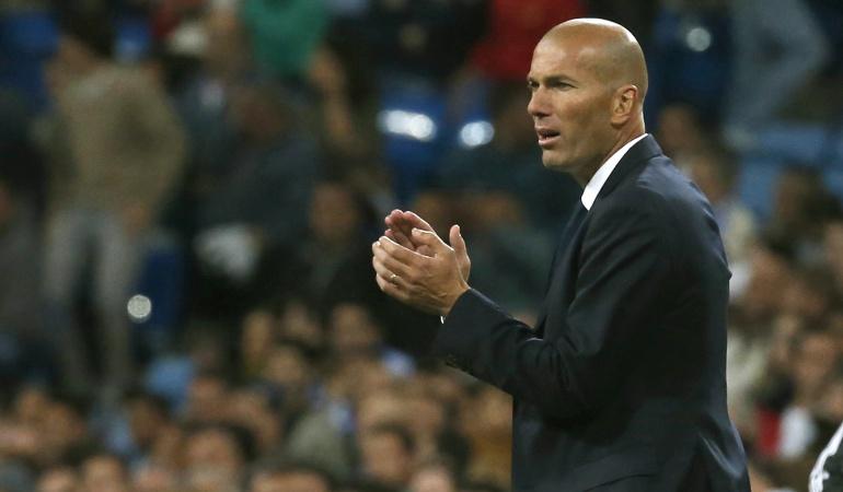 LIGA CAMPEONES: James entró e hizo la diferencia, estoy contento: Zidane