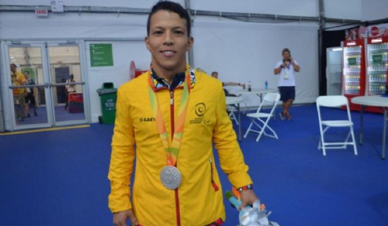 Juegos Paralímpicos Nelson Crispín: Nelson Crispín gana su segunda medalla de plata en los Juegos Paralímpicos