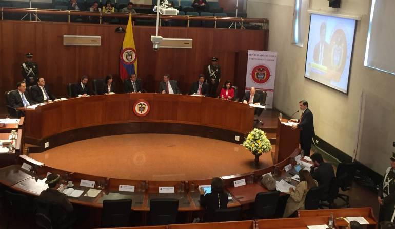 audiencia pública ley Zidres: En audiencia pública se definirá futuro de la ley Zidres