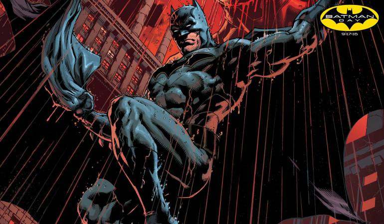 Batman Day, un día para celebrar al hombre murciélago