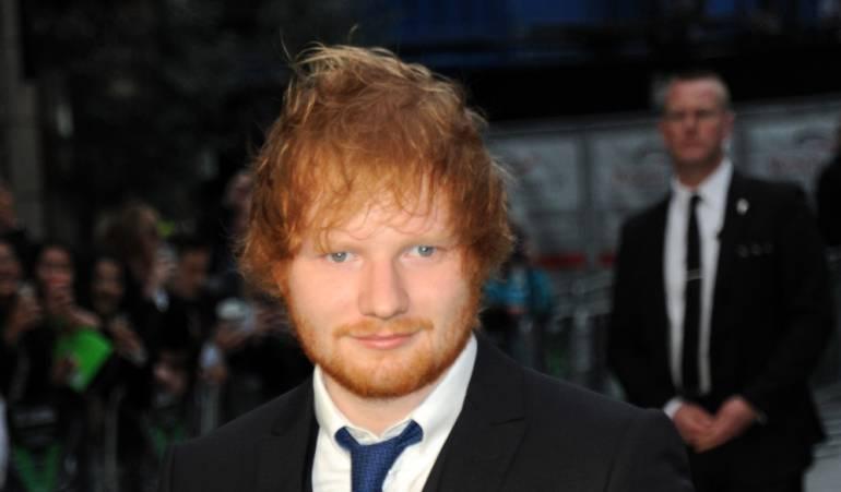 Ed Sheeran se quedó fuera del documental de Ron Howard sobre los Beatles