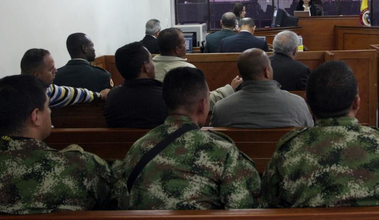 Falsos positivos: Condenan a 40 años de prisión a mayor del Ejército por falsos positivos en Sucre
