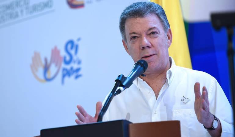 Santos lanzará en Boyacá centro de producción de cebada cervecera: Santos lanzará en Boyacá centro de producción de cebada cervecera