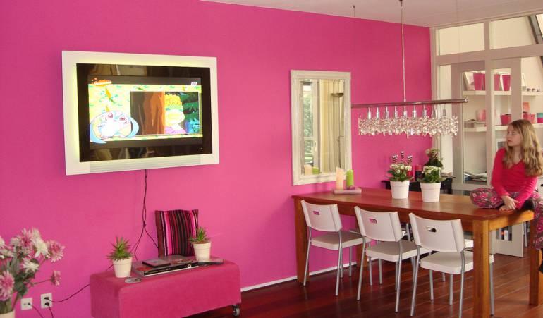 Pintura seg n la habitaci n la clave para remodelar con - Humedad ideal habitacion ...