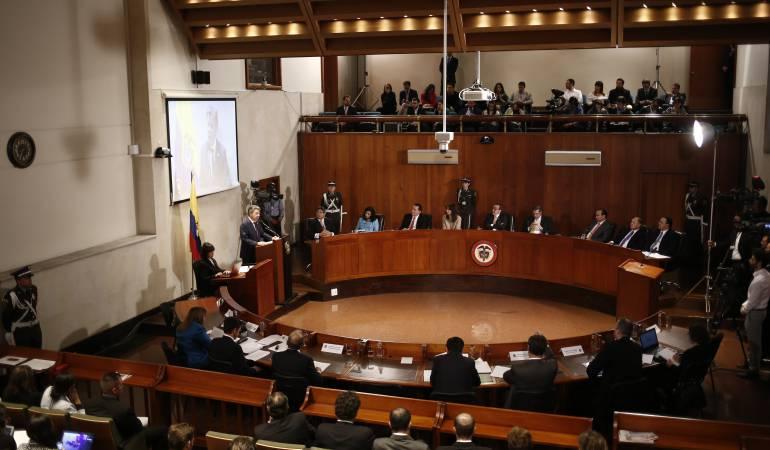 Corte Constitucional no aclarará fallo del plebiscito para la paz