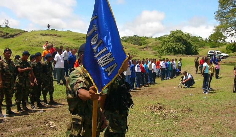 Tomas de las Farc: Condenan a la Nación por toma guerrillera en Rovira, Tolima