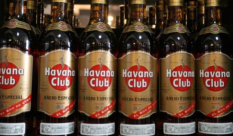 """Havana Club a espera de un levantamiento de embargo que le permita entrar al mercado de EE.UU.: El ron Havana Club, preparado para entrar """"mañana mismo"""" en mercado de EE.UU."""