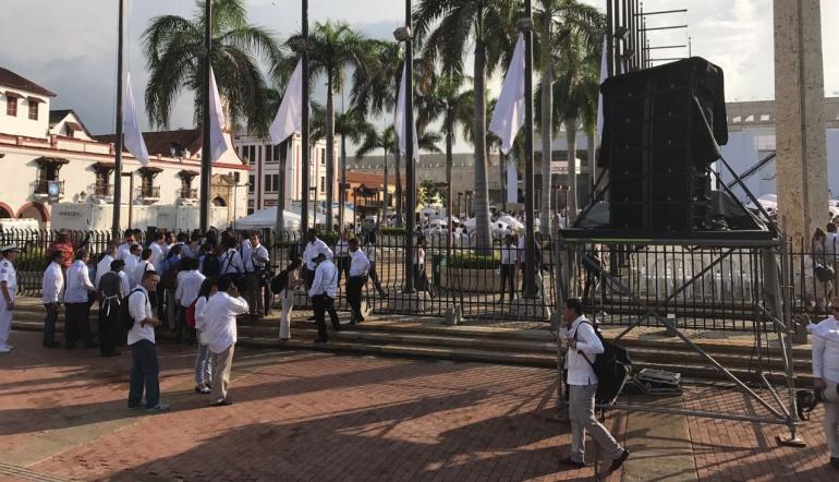 Proceso de paz: La Corte Interamericana de Derechos Humanos está de testigo en un momento histórico en Colombia