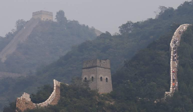 De protectora, a protegida: la Gran Muralla china corre peligro