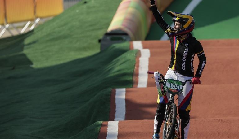 Mariana Pajón no competirá más 2016: Mariana Pajón se toma un tiempo de descanso y no competirá más en el 2016