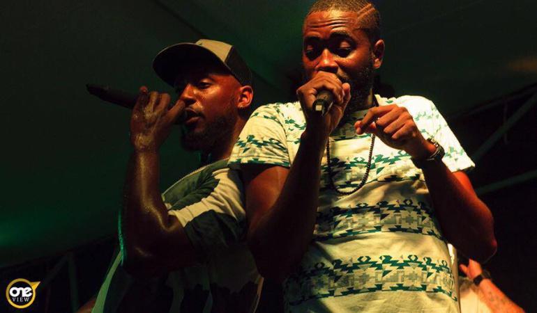 Hety and Zambo estrena su segundo disco: 'Di Next Step'.