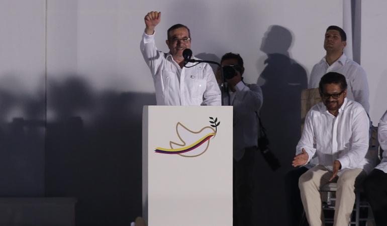 Farc piden perdón: Es muy importante que Rodrigo Londoño haya pedido perdón: Consejo de Estado