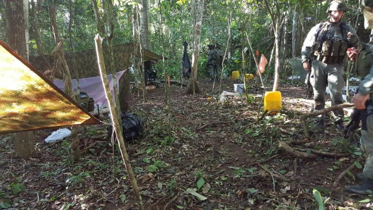 Campos minados en Colombia: Ejército tiene reportadas 30.000 zonas posiblemente minadas en Colombia