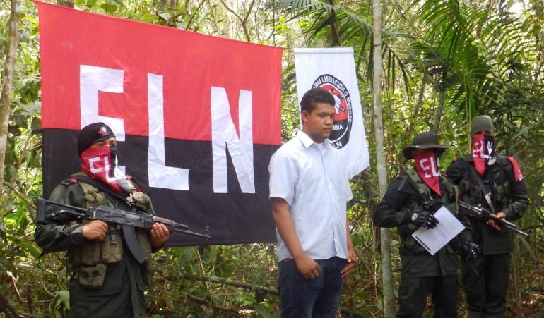Secuestros del ELN: ELN liberó secuestrado en Arauca