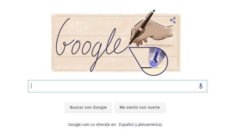 Ladislao José Biro: Google le rinde homenaje al padre de los bolígrafos