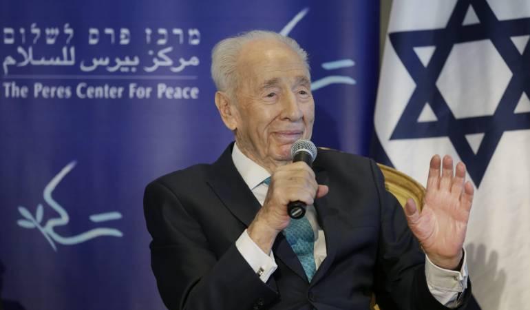 Muerte y legado de Simon Peres: Shimon Peres: de constructor de Estado a Adalid de Paz