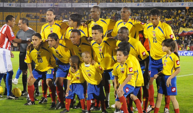 Selección Colombia Paraguay datos: Colombia no pierde en Asunción por Eliminatoria desde hace 19 años