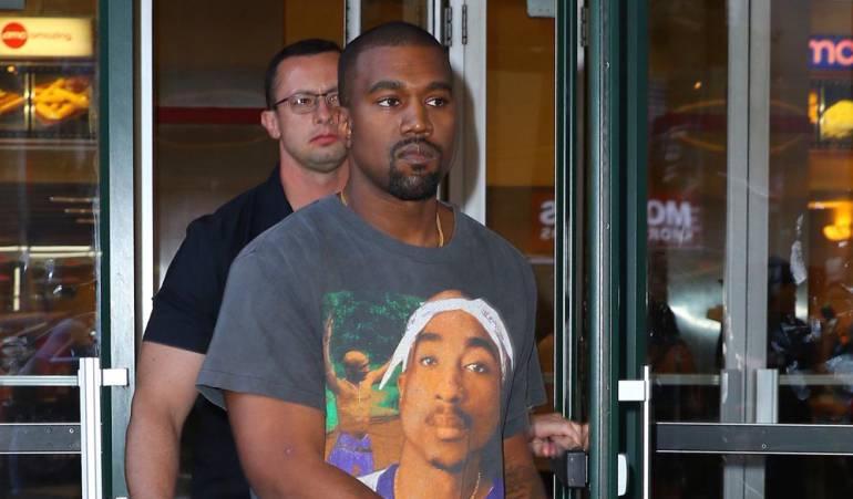 Kanye West sufrió un 'ataque de nervios' tras su desfile en la Semana de la Moda de Nueva York