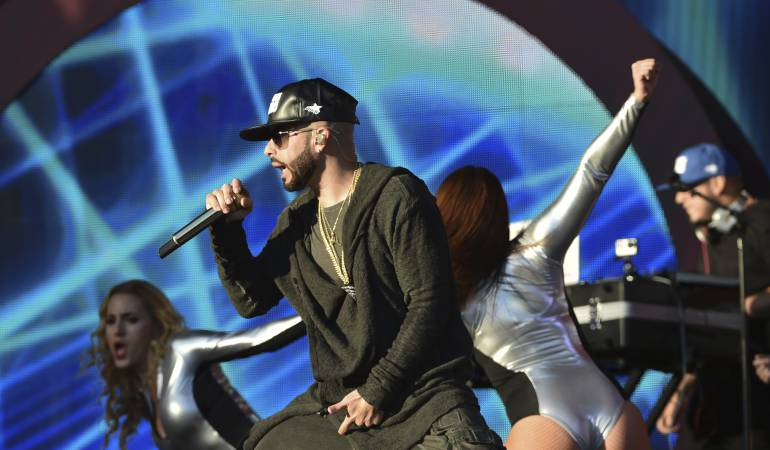 Latin American Music Awards: Se entregan los Latin AMAs en Los Angeles