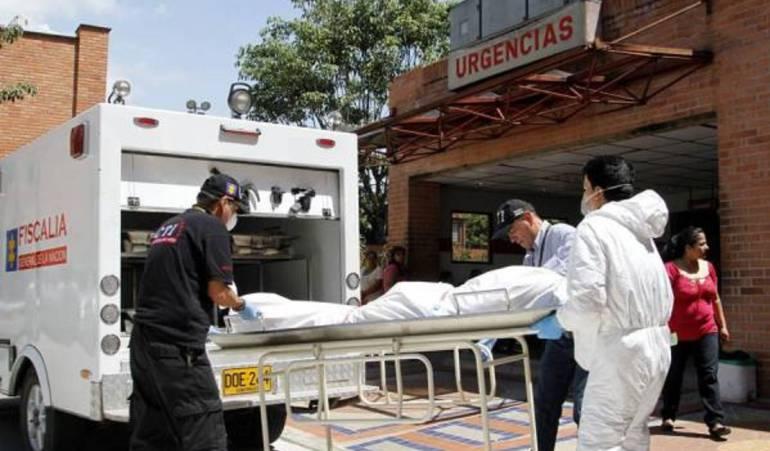 Medicina Legal dice que se están perdiendo los cadáveres recuperados porque nadie los reclama: Medicina Legal denuncia que cuerpo recuperados del conflicto se están perdiendo