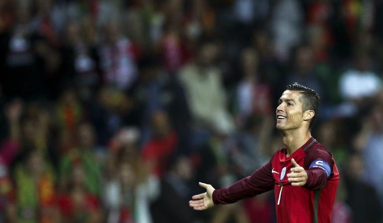 Cristiano Ronaldo Portugal: Cristiano Ronaldo guía a Portugal a una aplastante victoria ante Andorra