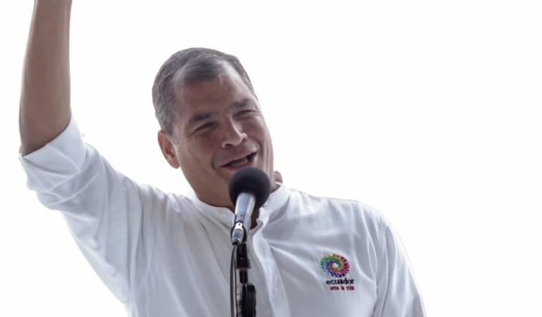 """Ecuador atento al inicio de diálogos de Colombia con el ELN: Ecuador espera noticias """"muy importantes, positivas"""" sobre diálogos con ELN"""
