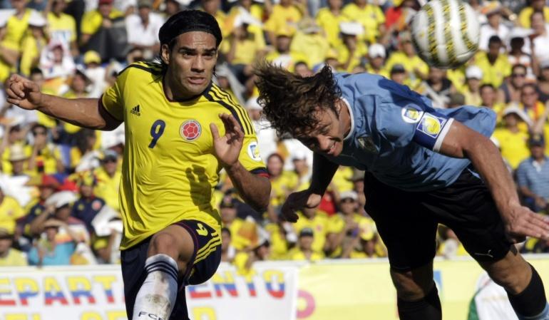 Uruguay Barranquilla Eliminatorias Colombia: A Uruguay le sienta mal Barranquilla, siempre ha perdido