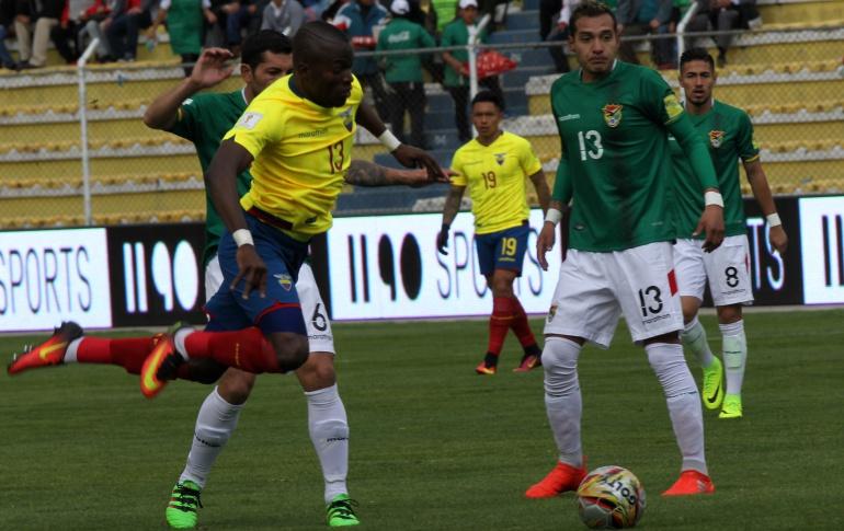 Bolivia 2-2 Ecuador: Ecuador salva un punto importante en La Paz y sigue en puestos de clasificación