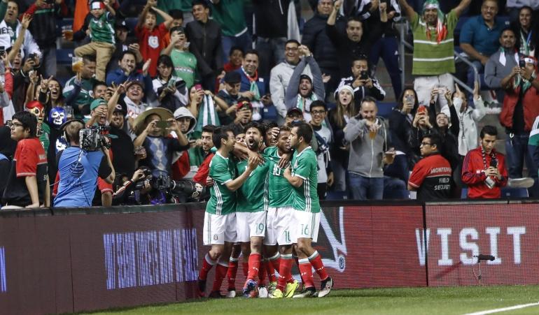 Amistoso México 1-0 Panamá: México vence a Panamá y Osorio se queda con el duelo de técnicos colombianos