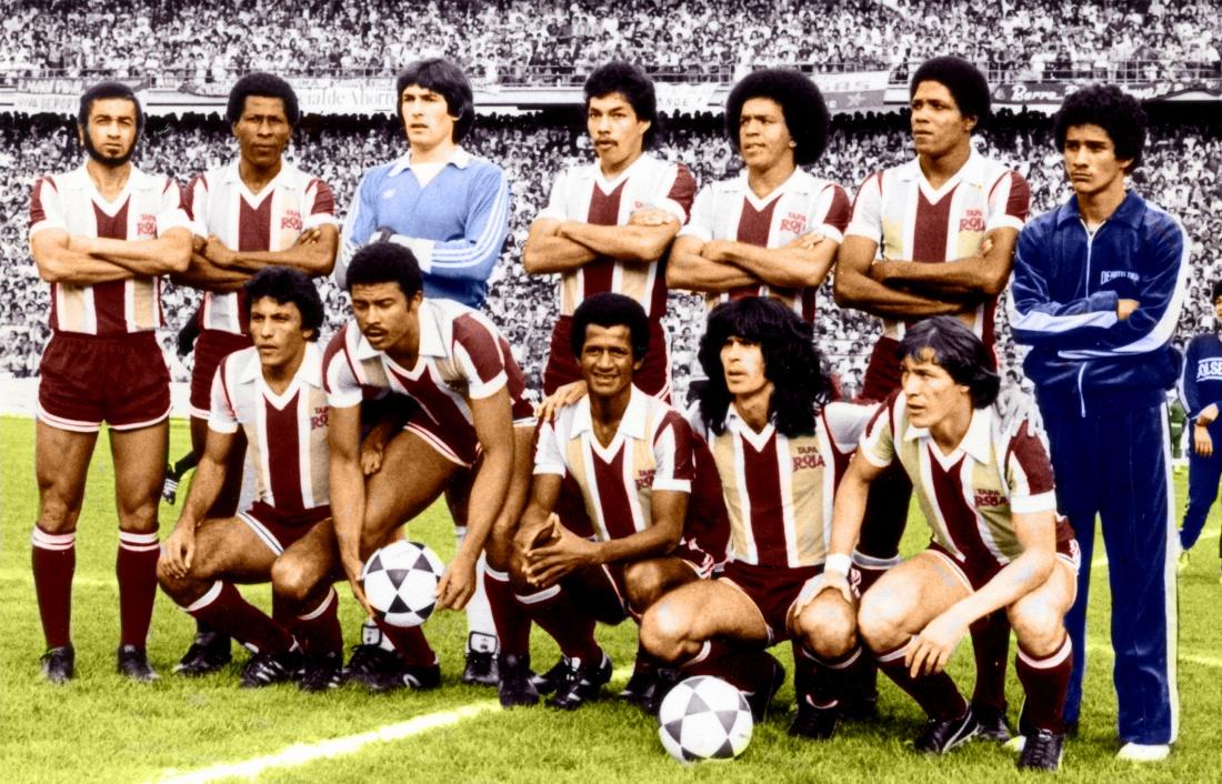 El Deportes Tolima de 1982