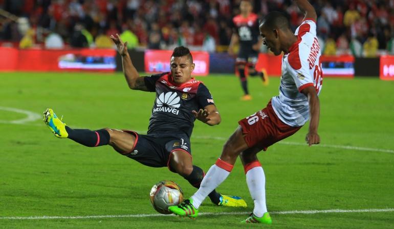 Rionegro Águilas Santa Fe Liga Águila: Santa Fe se aferra a la Liga para salvar el año