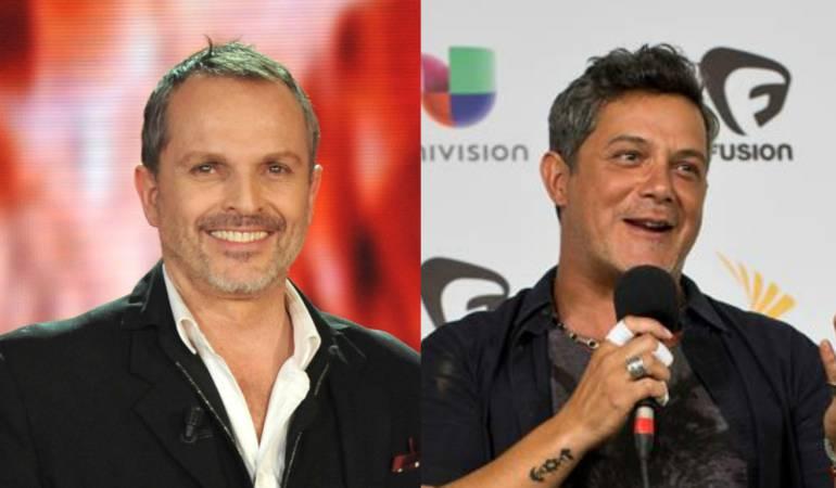 Miguel Bosé y Alejandro Sanz concierto reivindicativo 'RiseUp As One': Miguel Bosé y Alejandro Sanz se unen a la causa latina en Estados Unidos