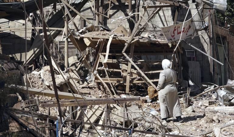 Guerra Siria e Irak: Siria e Irak: trasfondo de una tragedia