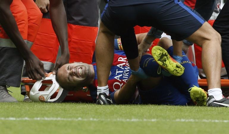 lesión Iniesta: Nuevo informe del Barcelona asegura que Iniesta solo estaría entre 6 y 8 semanas de baja