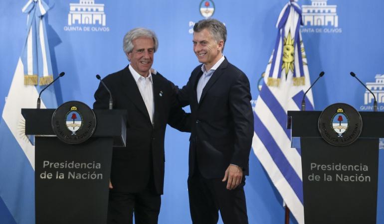 Argentina y Uruguay Mundial 2030: Argentina y Uruguay reafirman su voluntad de organizar el Mundial 2030