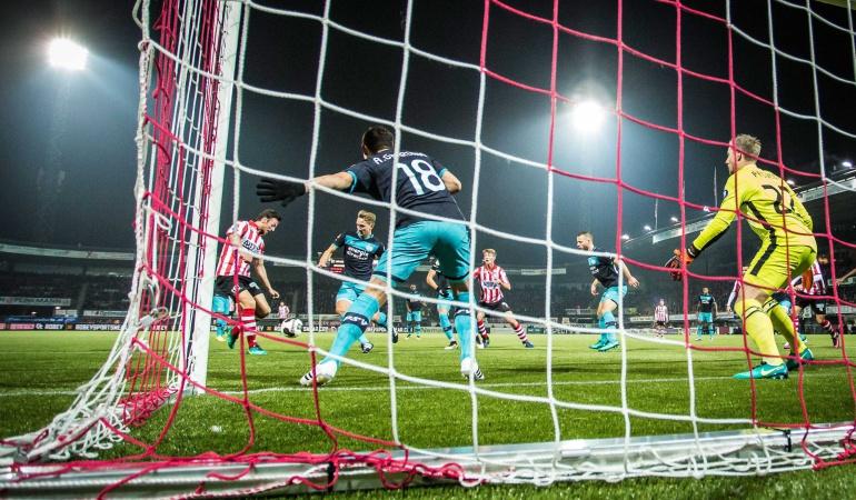 El PSV, eliminado por el Sparta en segunda ronda de la Copa de Holanda