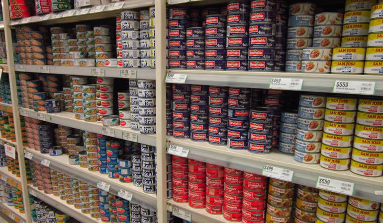 Invima establece nuevos controles a procesadores de atún enlatado en el país