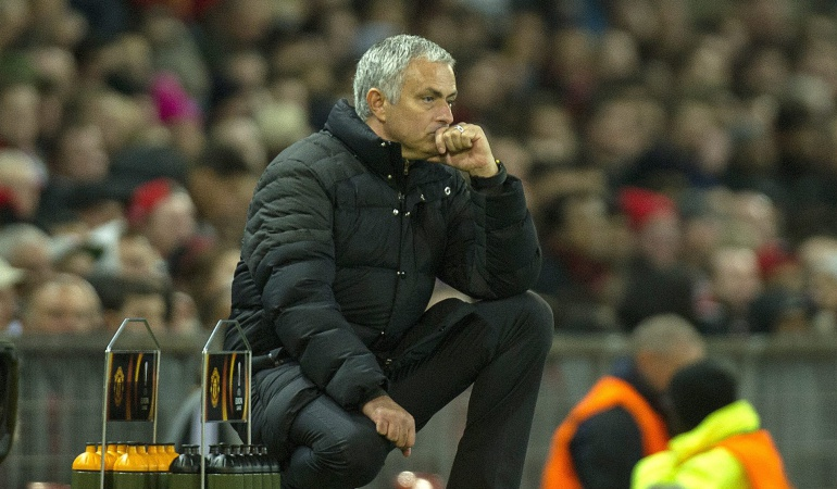 """Mourinho: Mourinho asegura que su vida en Manchester """"es un poco un desastre"""""""