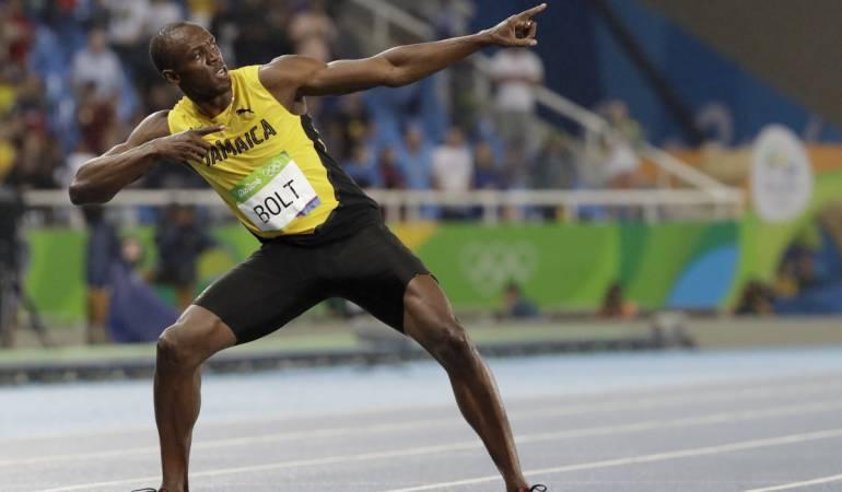Usain Bolt ahora es cantante: [Video] Usain Bolt lanza su primera canción