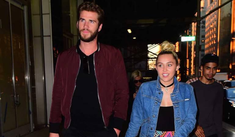 Miley Cyrus se vuelve a comprometer con Liam Hemsworth: Miley Cyrus confirma su compromiso con Liam Hemsworth