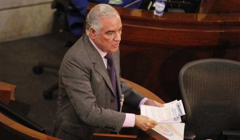 Elección del contralor general: Consejo de Estado deja en firme la elección del contralor Edgardo Maya