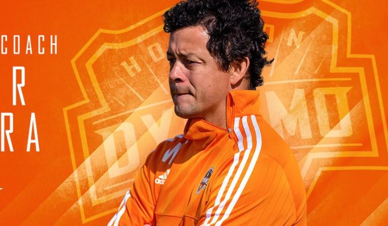 Wilmer Cabrera Dynamo Houston: Wilmer Cabrera, nuevo entrenador del Houston Dynamo