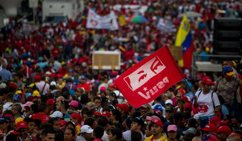 Partido de López genera disonancia al interior de la oposición y no logra unidad para acudir a reunión con Gobierno Maduro: Desacuerdo con partido de López impide que oposición acuda unida al diálogo